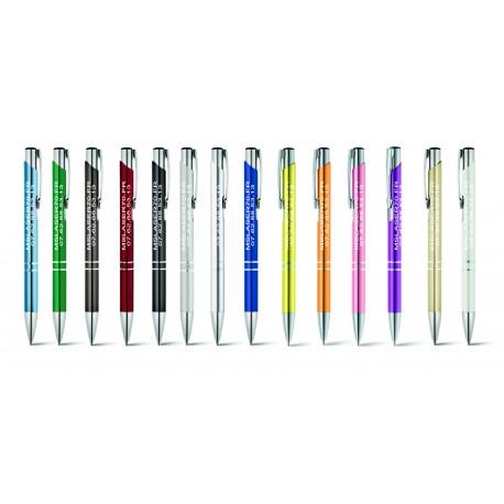 stylo métal personnalisé 91311