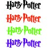 stickers autocollant Harry Potter